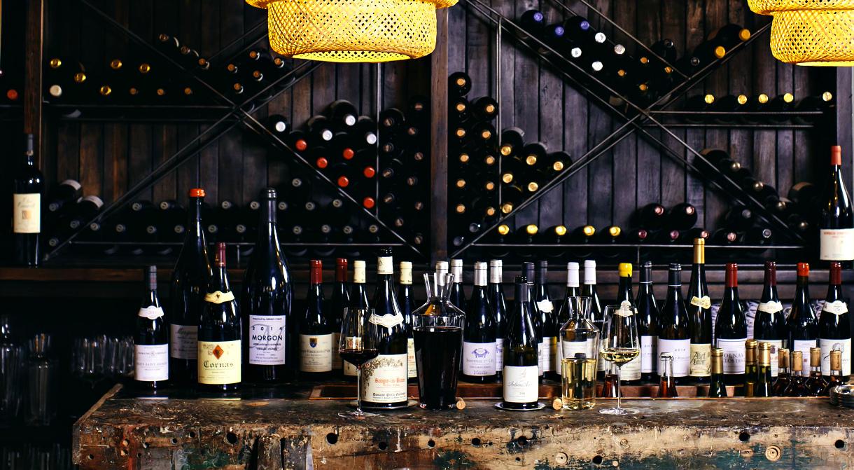 Мировое производство вина