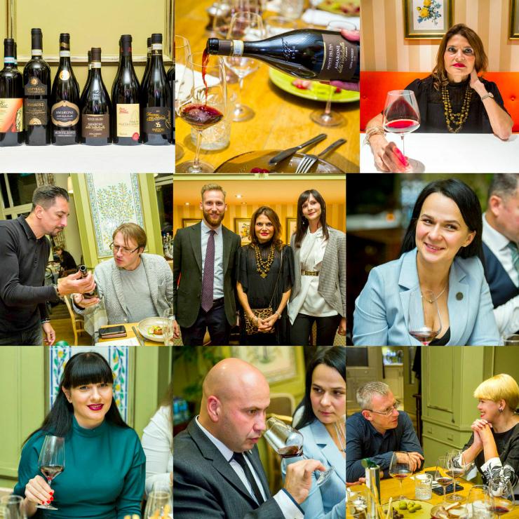 50-летие Вальполичеллы в Киеве