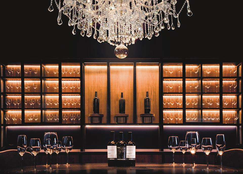 Shabo Family Reserve Cabernet Sauvignon 2014 на Villa d'Este Wine Symposium