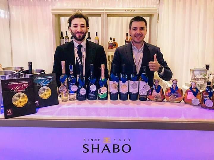 Шабо на Wine and Spirit Wholesalers of America-2019
