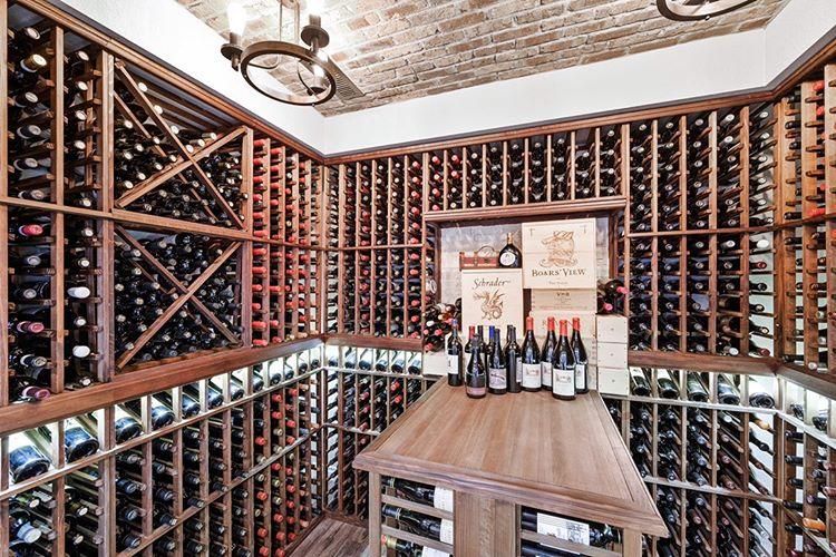 Как правильно организовать коллекцию вин