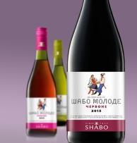 Вино Шабо молодое