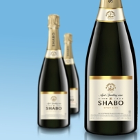 Выдержанное игристое вино Шабо классик