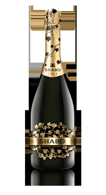 Игристое резервуарное вино Шабо Полусладкое