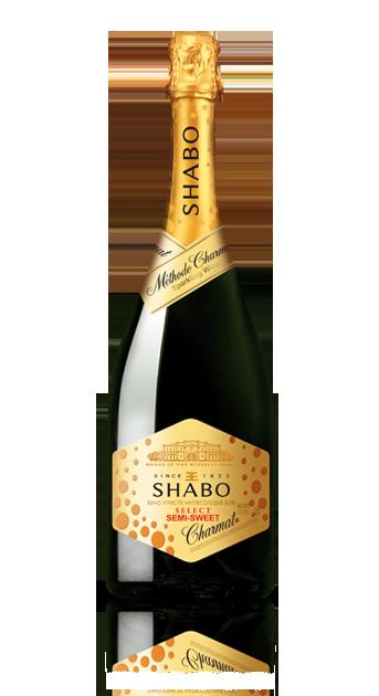 Игристое резервуарное вино Шабо Select