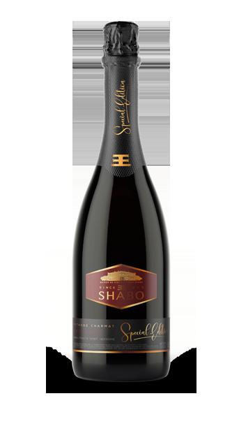 Игристое вино Special Edition Брют красный