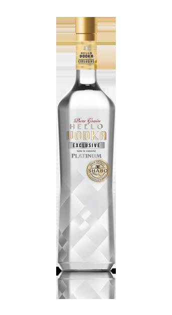 Пшеничная водка Шабо Hello Exclusive Platinum
