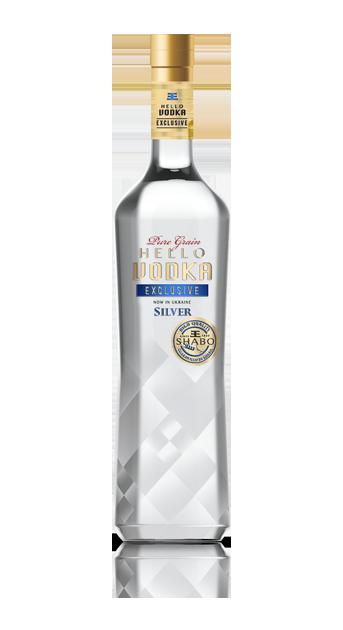 Пшеничная водка Шабо Hello Exclusive Silver