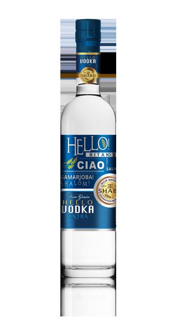 Пшеничная водка Шабо Hello Extra