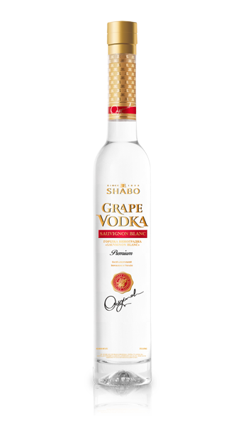 Виноградная водка Шабо Grape vodka Shabo Sauvignon Blanc