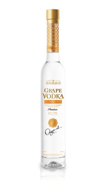 Виноградная водка Шабо Grape vodka Shabo Chardonnay