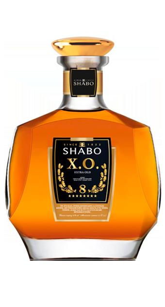 Бренди выдержанный Шабо Shabo Х.О. 8 лет