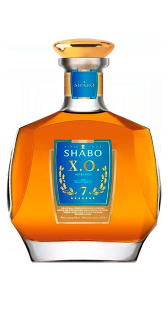 Бренди выдержанный Шабо Shabo Х.О. 7 лет