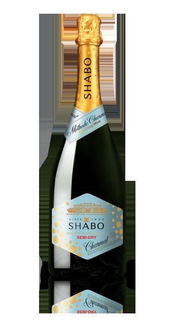 Игристое резервуарное вино Шабо Полусухое