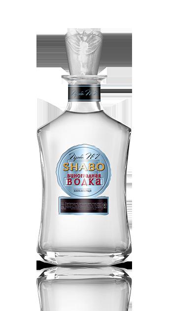 Виноградная водка Шабо Проба №2