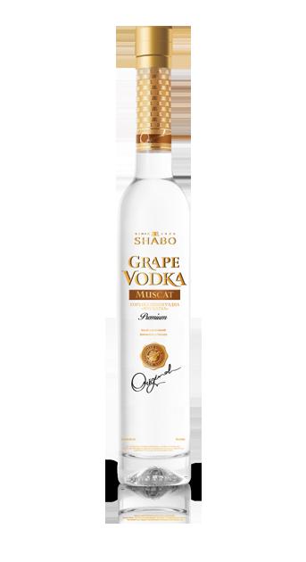 Виноградная водка Шабо Grape vodka Shabo