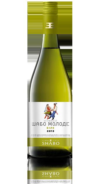 Вино Шабо молодое Белое