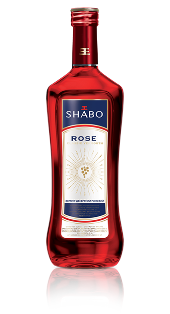 Вермут Шабо классик Розе