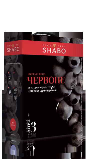 Шабские вина Bag & Box Красное