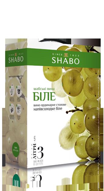 Шабские вина Bag & Box Белое