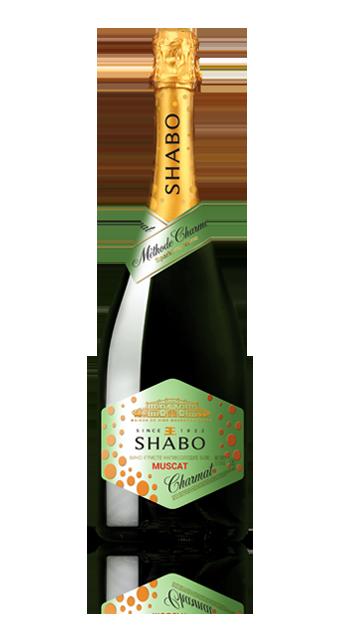 Игристое резервуарное вино Шабо Мускатное